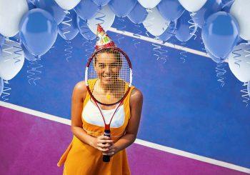 Feestelijke opening tennisseizoen 2018 plus….